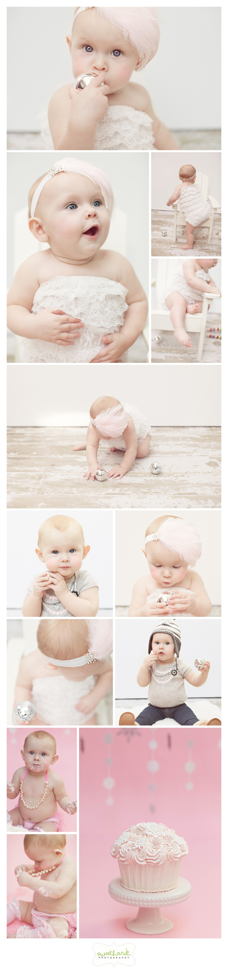 Cake Smash Session | Lillie