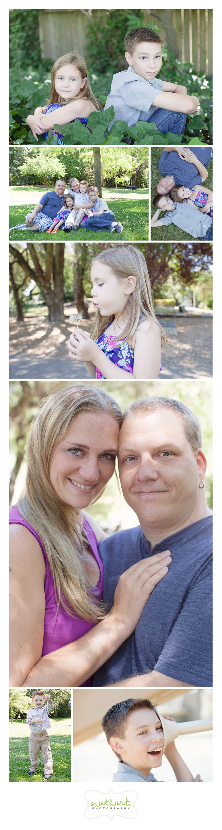 Family Portrait Session | J Family